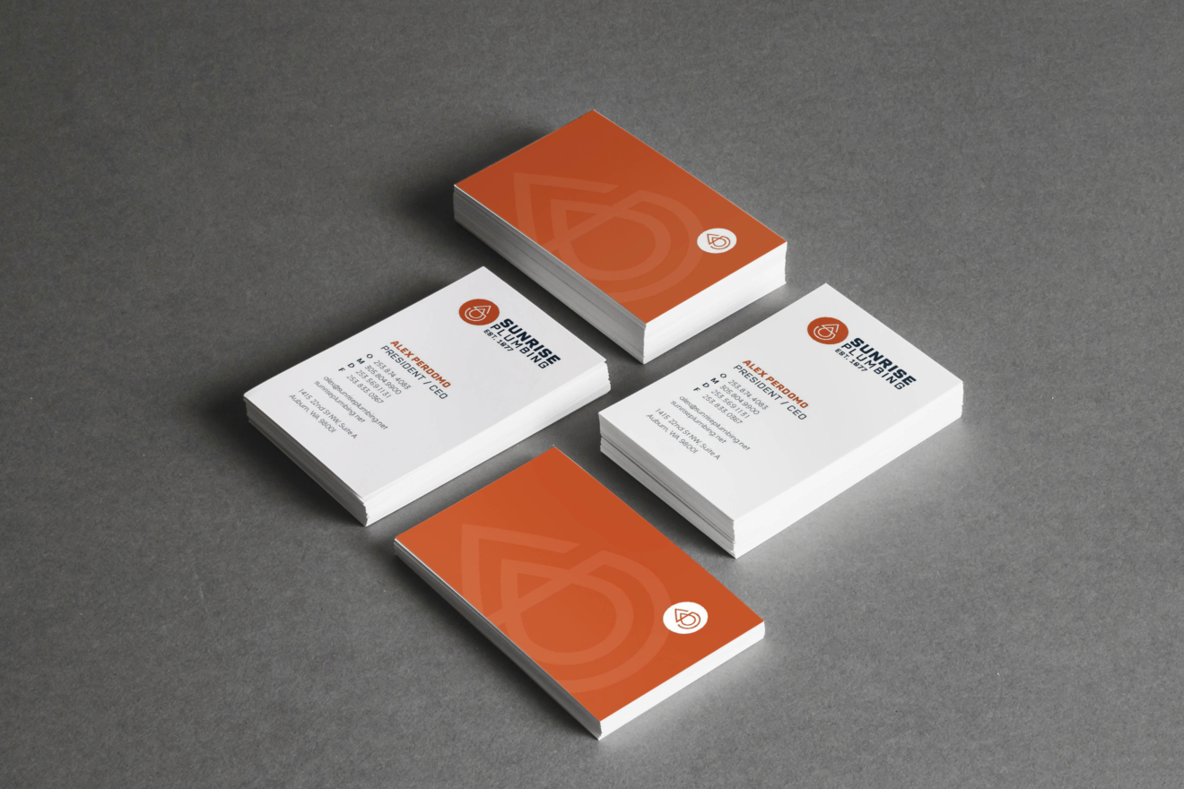 SP business cards